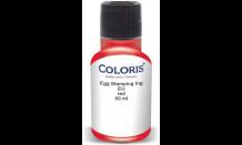 Coloris - pečiatková farba na vajíčka