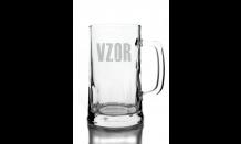 Gravírovaný pohár krígeľ na pivo 0,5L 026565