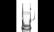 Gravírovaný pohár krígeľ na pivo 0,5L 026566