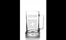 Gravírovaný pohár krígeľ na pivo 0,5L 026574