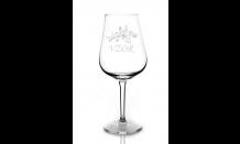 Gravírovaný pohár na víno 0,32L 026650