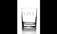 Gravírovaný pohár na whisky  0,25L 026567