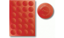 Hviezdičky 41mm (formát A4/24ks)