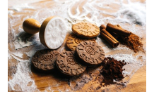 Pečiatka na sušienky priemer 45mm