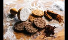 Pečiatka na sušienky priemer 50 mm