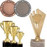 Športové poháre a trofeje