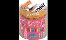 StampoScrap - Narodeniny - FR+EN